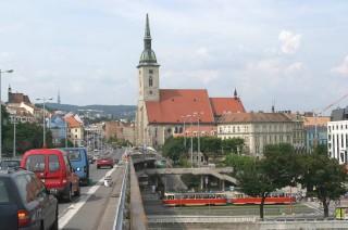 Dóm sv. Martina, Bratislava (foto Ctibor Bachratý)