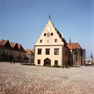 Bardejov Town Hall (photo by Ján Blažej)