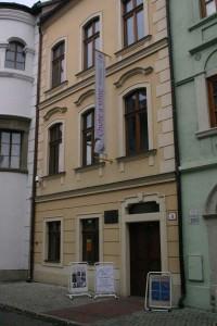Podhradie Exhibition Pavilion Bratislava SNM (photo by Tim Doling)