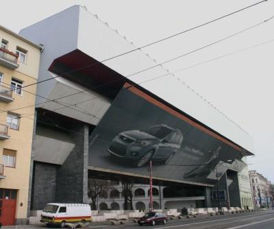 Slovenská národná galéria (foto Tim Doling)