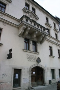 Zsigray Mansion (photo by Tim Doling)