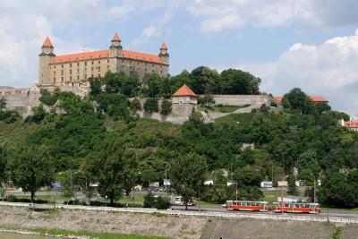 Bratislavský hrad (foto Ctibor Bachratý)