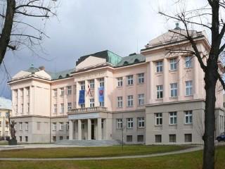 Matica slovenská Building, Martin (photo by Peter Fratrič)