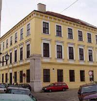 Institute of Slovak Literature SAS (photo by Dana Kršáková)
