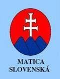 Matica slovenská - logo