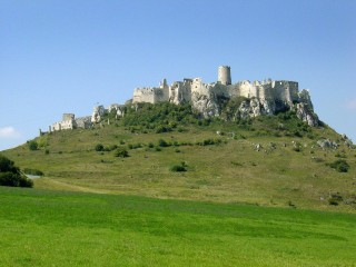 Spiš Castle (Monuments Board of the SR Archives, photo by Peter Fratrič)