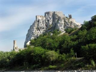 Devín Castle (photo by Peter Fratrič)