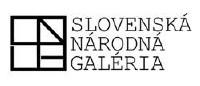 Slovak National Gallery - logo
