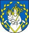 Medzev coat of arms