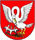 Hanušovce nad Topľou coat of arms