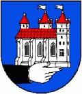 Spišské Podhradie coat of arms