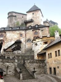 Orava Castle (photo by Peter Fratrič)