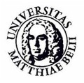 Matej Bel University - logo