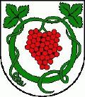 Kráľovský Chlmec coat of arms