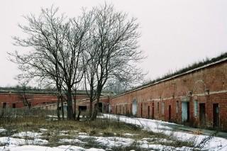 Komárno Fortress (photo by Ľubica Pinčíková)