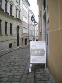 MUSIC FORUM, Shop (photo by Igor Valentovič)