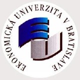 University of Economics in Bratislava - logo