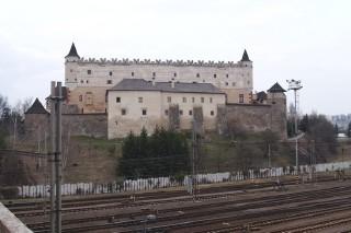Zvolen Castle (foto Ľubica Pinčíková)