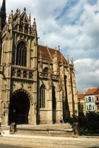 St Elisabeth's Cathedral (photo by Ľubica Pinčíková)
