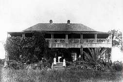 Aust House, later known as Samsonvale Homestead, 1904